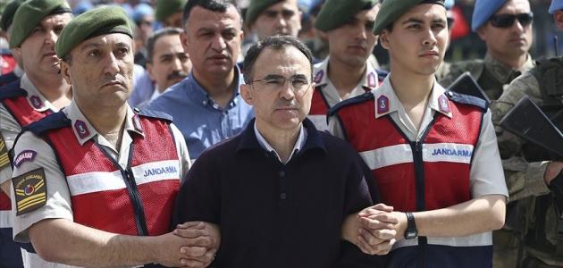 Sözde 'yurtta sulh konseyi' üyesi Evrim'e 141 kez ağırlaştırılmış müebbet