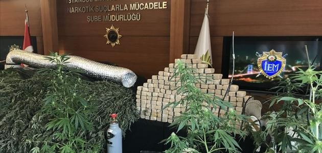 İstanbul polisi uyuşturucuyla mücadelede rekor kırıyor