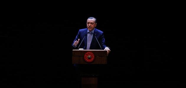 Erdoğan'dan Babacan, Gül ve Davutoğlu açıklaması