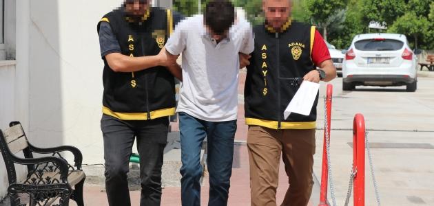 Bakkalı bıçakla tehdit edip parasını alan şüpheli tutuklandı