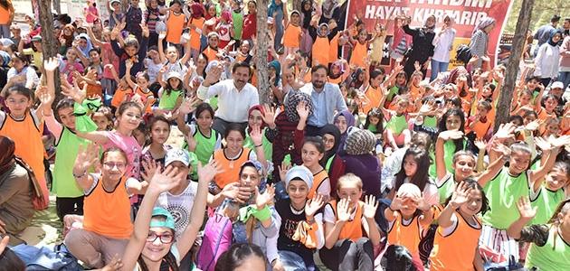Hasan Kılca: Karatay'da çocuklarımız için huzurlu  geleceği inşa ediyoruz