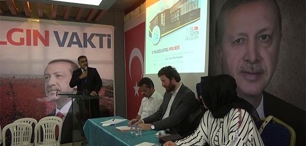 Ilgın'da AK Parti ilçe danışma meclisi