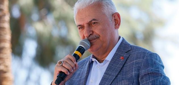 Yıldırım: Bursa'dan İzmir'e dün 2 saatte geldim