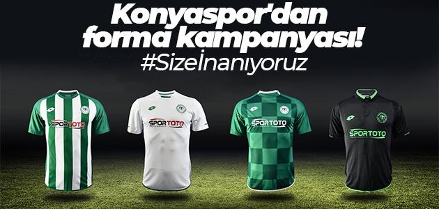 Konyaspor'dan forma kampanyası!