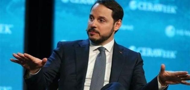 Hazine ve Maliye Bakanı Berat Albayrak: Türbülanstan çıktık