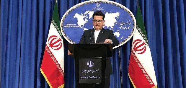 İran ABD'yi petrol tankerine müdahale etmemesi için uyardı