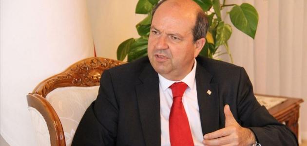 KKTC Başbakanı Tatar, Konya'da konferans verecek