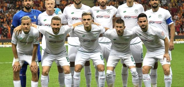 Gol: Ryan Babel DK: 60 Galatasaray 1 - 0 Konyaspor