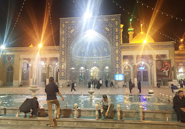 Tahran'a doğru