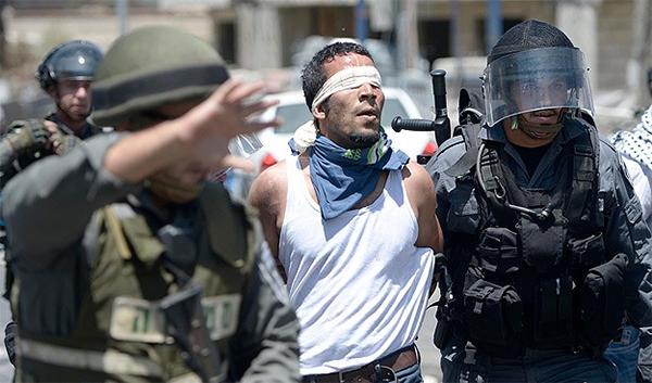 Gözaltına alınan Filistinlilere işkence yapıldı