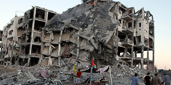 Gazze'de ölü sayısı bin 951'e yükseldi