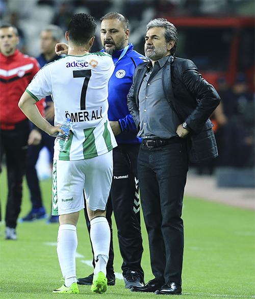 Atiker Konyaspor Ziraat Türkiye Kupasında finale yükseldi