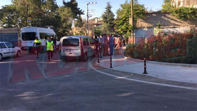 Konya'da bir grup teröristle polis arasında çatışma çıktı!