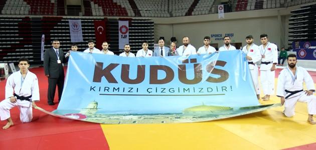 Selçuklu judo Avrupa yolunda