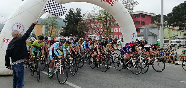 Türkiye Bisiklet Şampiyonasına Konya damgası