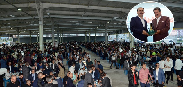 Başkan Altay Altınekin ve Cihanbeyli'de vatandaşlarla buluştu