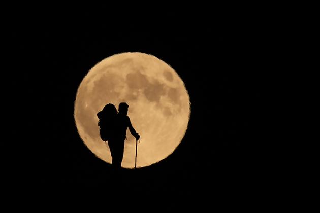 21. yüzyılın en uzun 'kanlı ay' tutulması