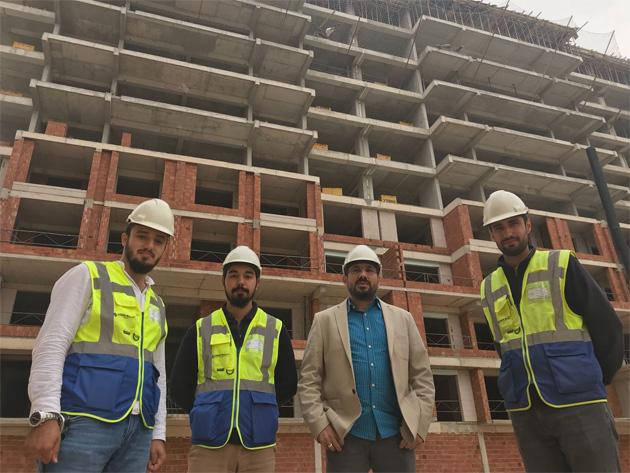 Konya'da yeni bir yaşam alanı yükseliyor