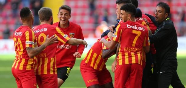 Kayserispor, Başakşehir'i gözüne kestirdi