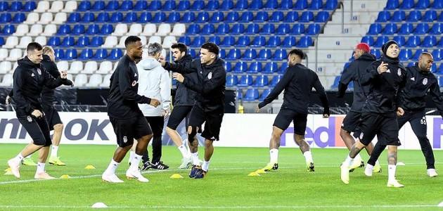 Beşiktaş Sivasspor maçına hazır