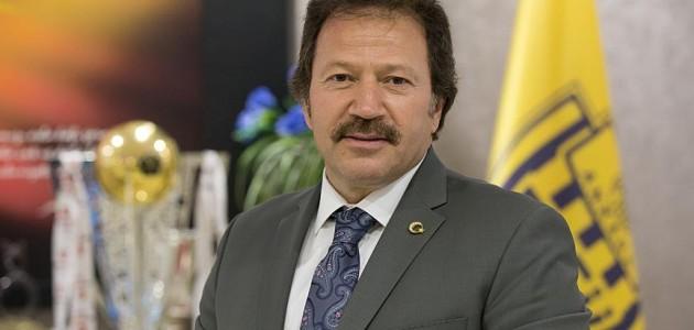 MKE Ankaragücü Kulübü Başkanı Yiğiner: Şu an için herhangi bir istifa söz konusu değil