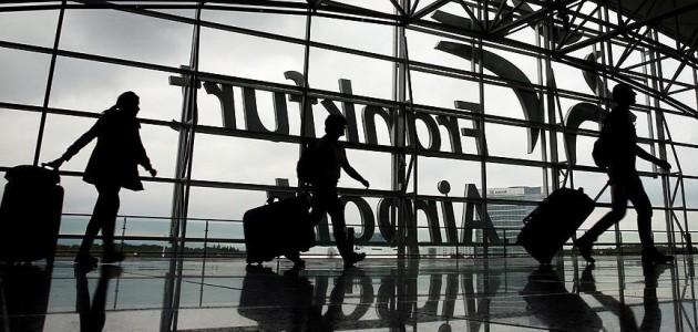 Almanya'da 6 havalimanında güvenlikçiler uyarı grevi yapacak