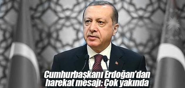 Erdoğan: 4 milyon Suriyeli sığınmacının döneceği güvenli bölgeler oluşturacağız