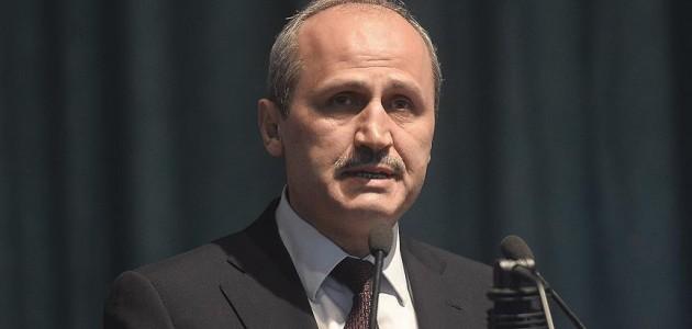 Ulaştırma ve Altyapı Bakanı Turhan: Kanal İstanbul'un etüt proje işlerini tamamladık