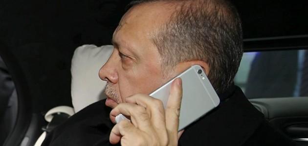 Erdoğan, Guterres ile Hindistan-Pakistan sorununu konuştu