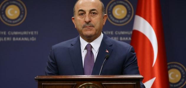 Dışişleri Bakanı Çavuşoğlu: Reform Türkiye'nin önceliğidir