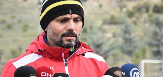 Yeni Malatyaspor Teknik Direktörü Bulut: Hedefimiz adımızı finale yazdırmak