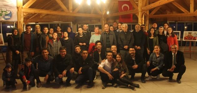 Beyşehir'de fotoğraf etkinliği