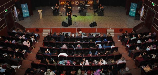 Akşehir'de Neşe Demir konseri