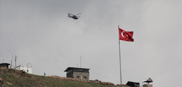 Hakkari Çukurca'da 2 askerimiz şehit oldu