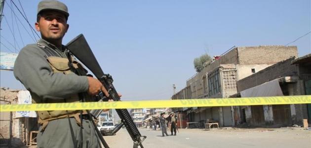 Afganistan'da bayram namazı çıkışında bombalı saldırı: 2 ölü