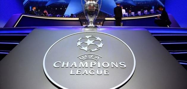 UEFA Şampiyonlar Ligi 2. eleme turu kura çekimi yapıldı