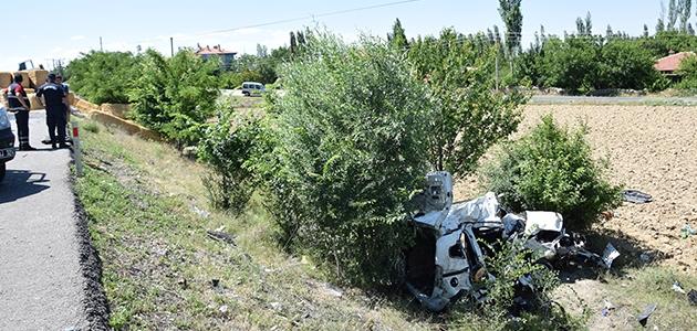 Afyonkarahisar-Konya yolunda kaza: 3 ölü