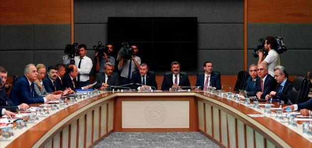 Sporda şiddetin önlenmesine ilişkin teklif komisyonda kabul edildi
