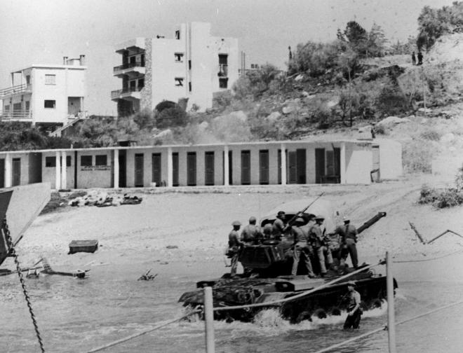 Adaya barış getiren unutulmaz harekatın 45. yıl dönümü