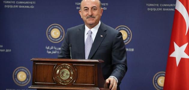 Dışişleri Bakanı Çavuşoğlu: Anayasa Komisyonunun kuruluşunu ilan edebiliriz