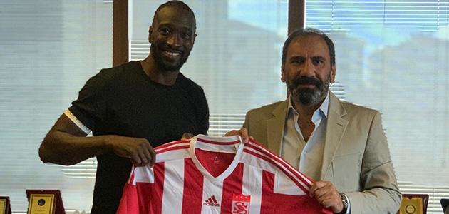 Sivasspor, Mustapha Yatabare'yi transfer etti