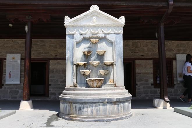 Konya'nın tarihi çeşmeleri