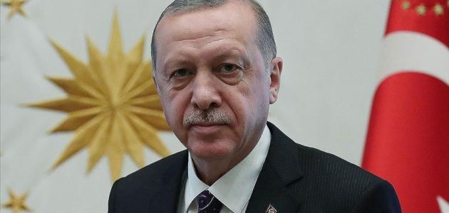 Cumhurbaşkanı Erdoğan, Büyükanıt'ın eşi ile görüştü