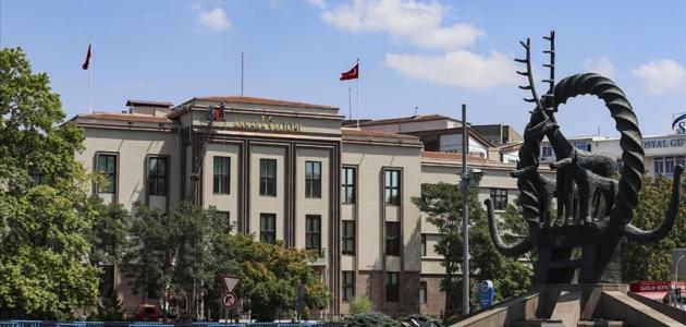 Ankara Valiliği yeni binasına taşınıyor