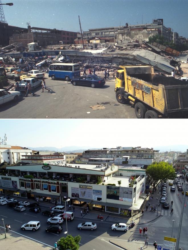 Depremden 20 yıl sonra