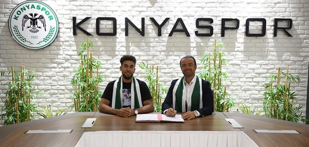 Konyaspor, Mitchell Douglas Wilbekin ile sözleşme imzaladı