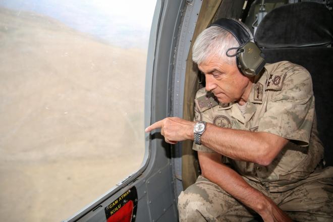 Terör örgütü PKK'ya yönelik Kıran Operasyonu