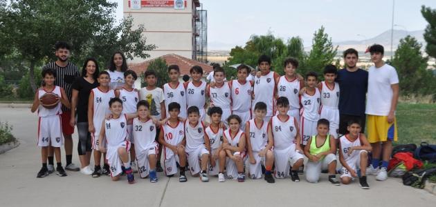 Seydişehir Zafer Bayramı Basketbol Turnuvası