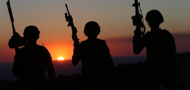 Gara'da 4 PKK'lı terörist etkisiz hale getirildi