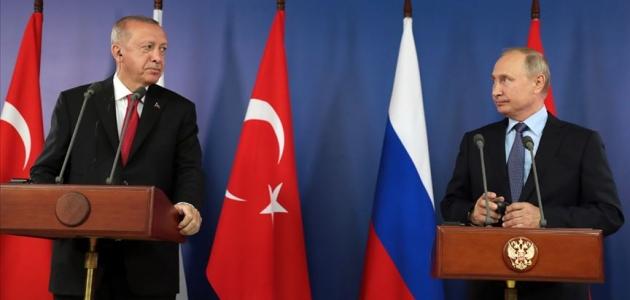 Erdoğan: Rejimin İdlib'de sivillere ölüm yağdırması kabul edilemez
